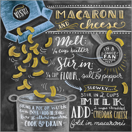 Lily & Val - Macaroni and Cheese