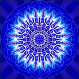 Christine Bässler - Spirituality with Mandala Flower of Life
