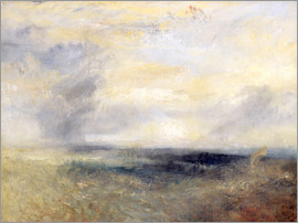 Joseph Mallord William Turner - Margate from the Sea
