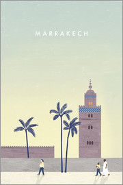 Katinka Reinke - Marrakesch Illusrtration