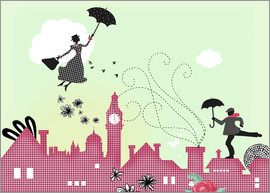 Elisandra - Mary Poppins London