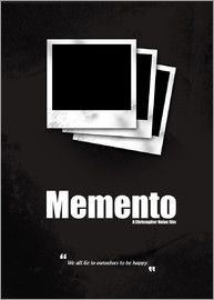 HDMI2K - Memento - Minimal Film Movie Kult Alternative