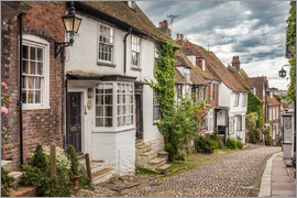 Christian Müringer - Mermaid Street in Rye, East Sussex (England)
