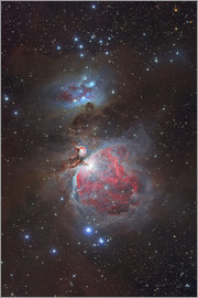 Yuri Zvezdny - Messier 42, The Great Nebula in Orion
