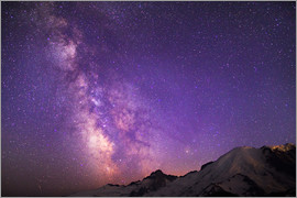 Gary Luhm - Milky Way in the sky