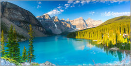 rclassen - Moraine Lake panorama