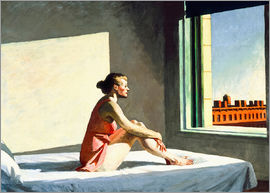 Edward Hopper - morning sun
