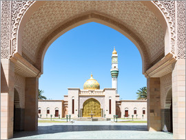 Matteo Colombo - Moschee in Muscat, Oman
