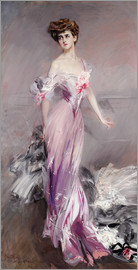 Giovanni Boldini - MRS JOHNSTON HOWARD