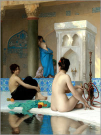 Jean Leon Gerome - Nach dem Bad