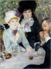 Pierre-Auguste Renoir - After dinner