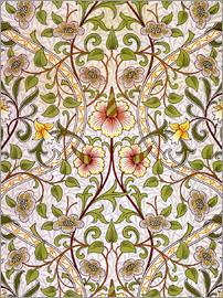William Morris - Narzisse