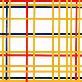 Piet Mondrian - New York City