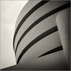 Alexander Voss - New York City - Guggenheim Museum (Analogue Photography)