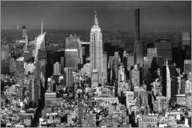 Sascha Kilmer - New York, Midtown Manhattan mit Empire State Building
