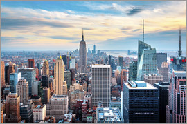 newfrontiers photography - NEW YORK - TOP OF THE ROCK
