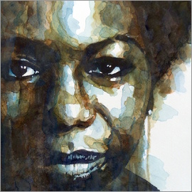 Paul Lovering Arts - Nina Simone