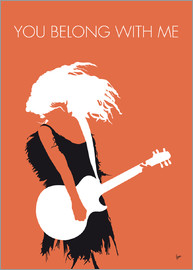 chungkong - No043 MY TAYLOR SWIFT Minimal Music poster