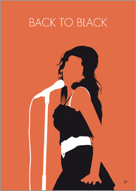 chungkong - No133 MY AMY WINEHOUSE Minimal Music poster