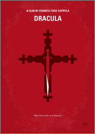 chungkong - No263 My DRACULA minimal movie poster
