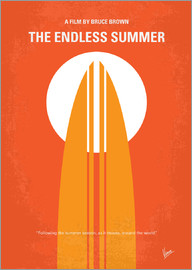chungkong - No274 My The Endless Summer minimal movie poster