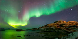 Louise Murray - Luces del Norte en Tromso