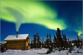 Kevin Smith - Nordlichter in Alaska