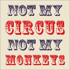 Creative Angel - Not my circus, not my monkeys