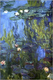 Claude Monet - Nympheas, 1914-17