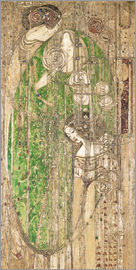 Margaret MacDonald Mackintosh - O Ye All Ye That Walk in Willow Wood (Detail)