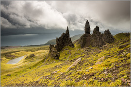 Markus Ulrich - Old Man of Storr, Isle of Skye, Schottland