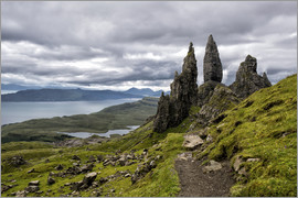 Walter Quirtmair - Old Man of Storr, Isle of Skye, Schottland