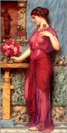 John William Godward - Opfergabe an Venus
