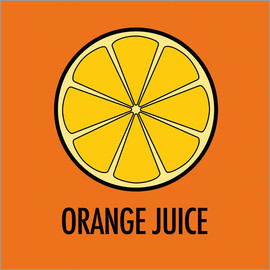 JASMIN! - Orange Juice / Orangensaft