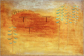 Paul Klee - Place of the appointment