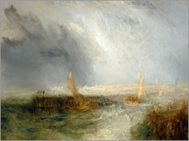 Joseph Mallord William Turner - Ostende