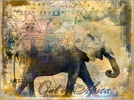 Andrea Haase - Out of Africa