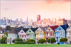 Painted Ladies am Abend