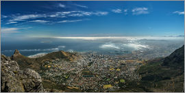 Achim Thomae - Panorama Cape Town South Africa