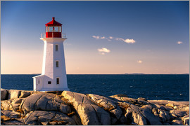 age fotostock - Peggy´s Point Lighthouse