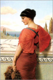 John William Godward - Phyleis
