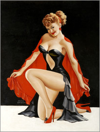 Peter Driben - Pin-up Illustration