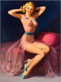 Art Frahm - Pin Up in Pink