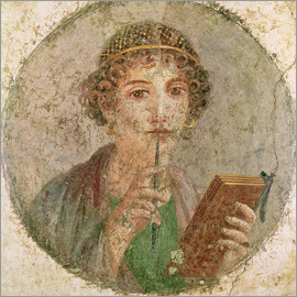 Roman - Portrait of a young girl