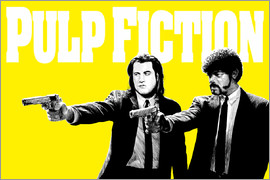 Paola Morpheus - Pulp Fiction Gelb BANG