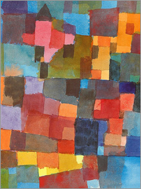 Paul Klee - Raumarchitektur