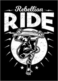 Durro Art - Rebellion Ride
