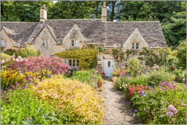 Christian Müringer - Romantischer Cottage Garten in den Cotswolds (England)
