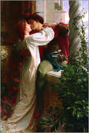 Sir Frank Dicksee - Romeo and Juliet, 1884