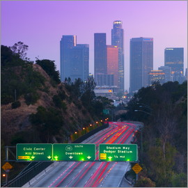 Alan Copson - Route 110, Los Angeles, California, USA